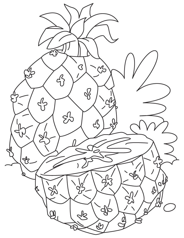 AÑANA Colouring Pages (page 3)