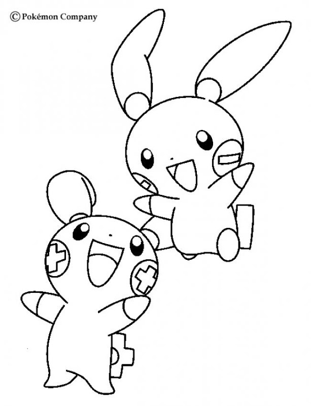 Coloring Pages Of Pokemon X And Y | Best Coloring Pages - AZ ...