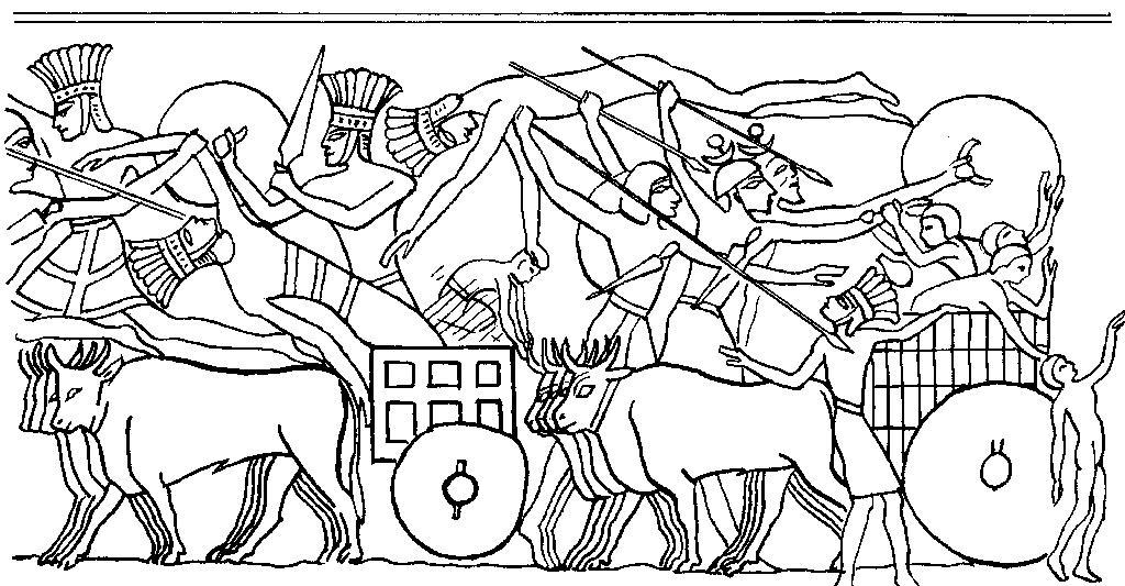 Ägypten Malvorlagen Zu Biblischen Geschichten - SoftwareMac