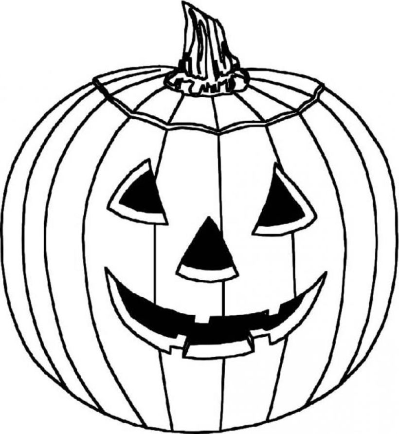 Halloween Pictures to Color | Free Internet Pictures