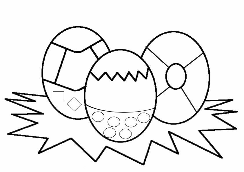 Kinder Ostern - AZ Ausmalbilder