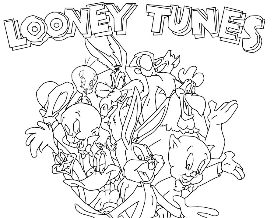 Pix For > Baby Looney Tunes Characters Drawings