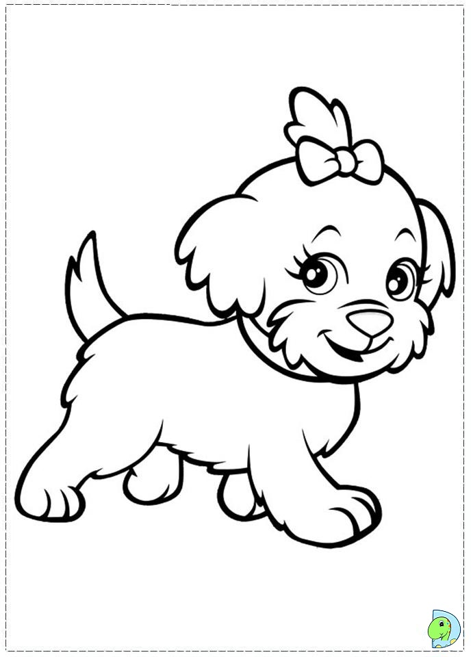 polly pochet Colouring Pages (page 3)