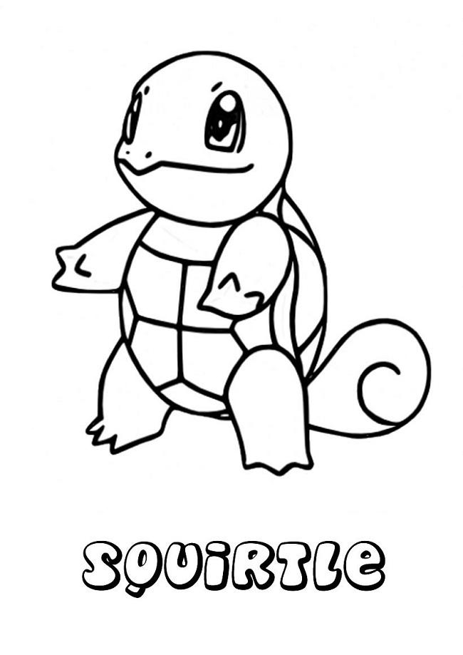 Pokemon Zum Ausdrucken Az Ausmalbilder