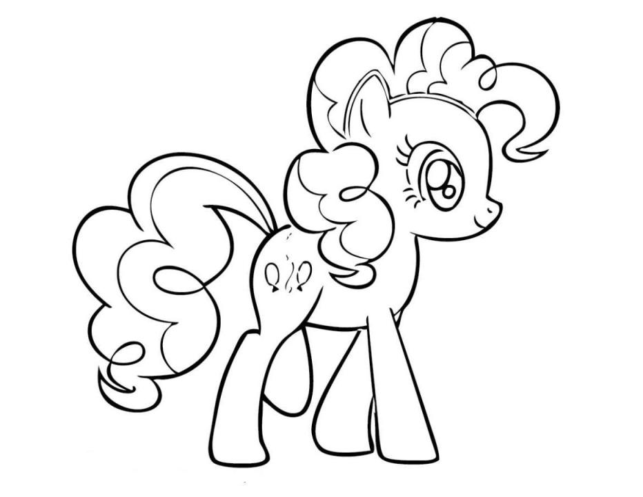 My Little Pony Friendship Is Magic Coloring Pages - Coloring ...
