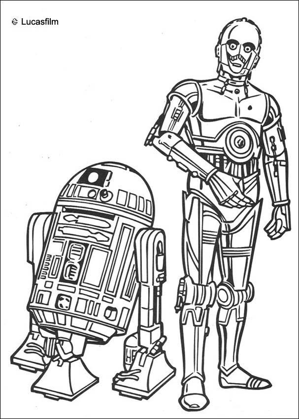 Star Wars Coloring Pages 36 / Star Wars / Kids Printables Coloring ...