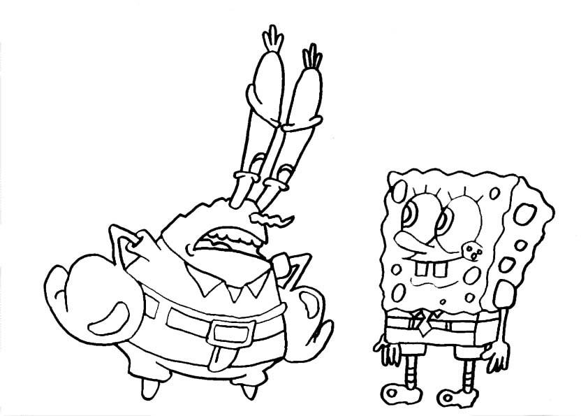 Spongebob Bilder Zum Ausdrucken Az Ausmalbilder