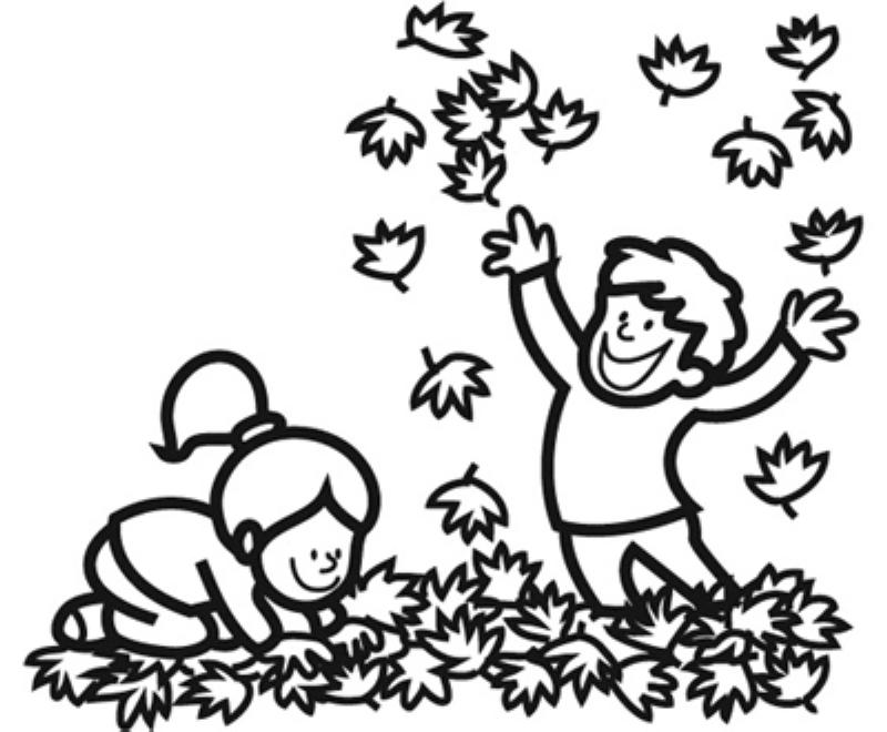 Malvorlagen Herbst Kostenlos - AZ Ausmalbilder