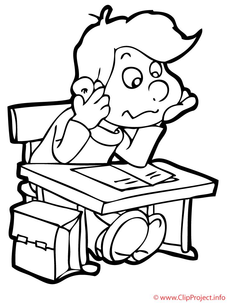 Ausmalbilder Schule - AZ Ausmalbilder