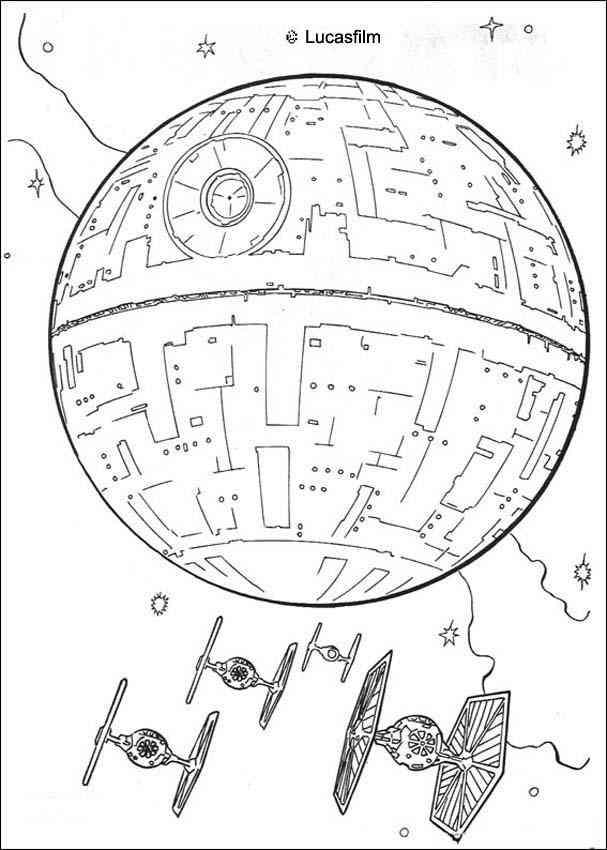 Malvorlage Star Wars Az Ausmalbilder