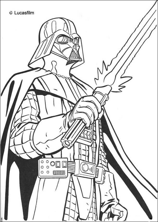Star Wars coloring pages 73 / Star Wars / Kids printables coloring ...