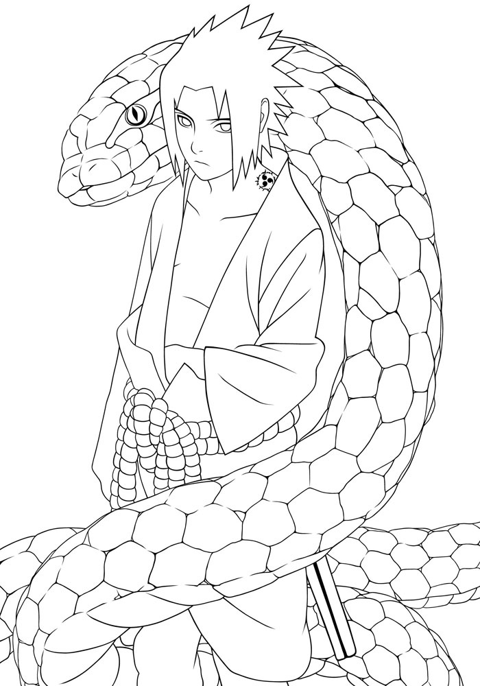 Naruto Coloring Pages | Coloring Naruto | Coloring Pages Naruto