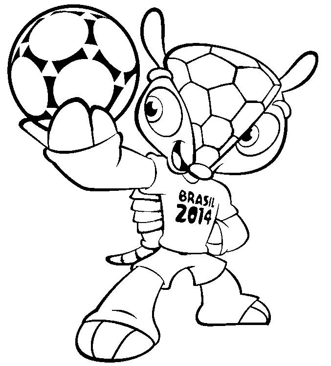 Malvorlagen Fußball Wm Az Ausmalbilder