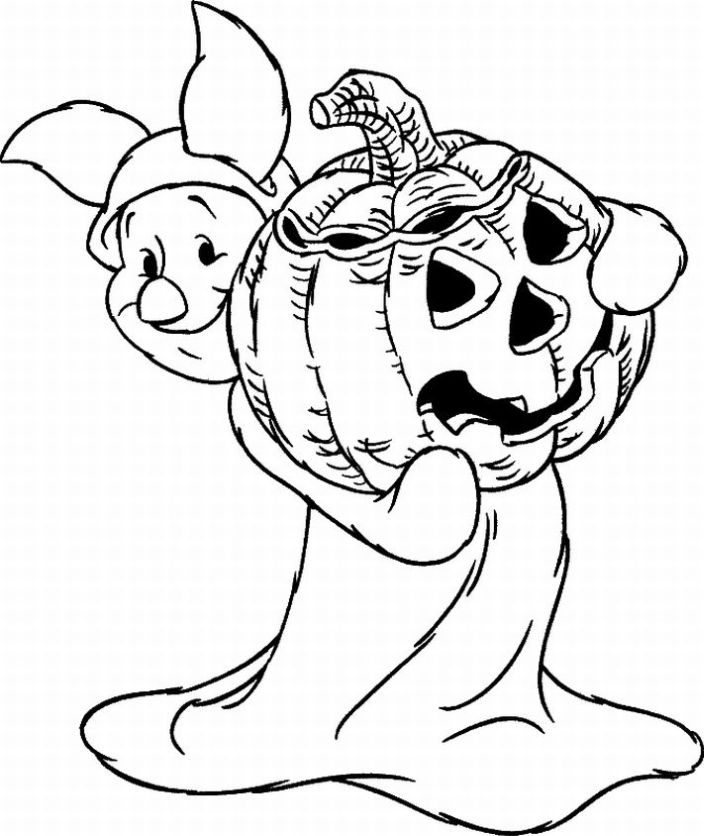 Disney Coloring Pages 14 | Cartoon Coloring Pages