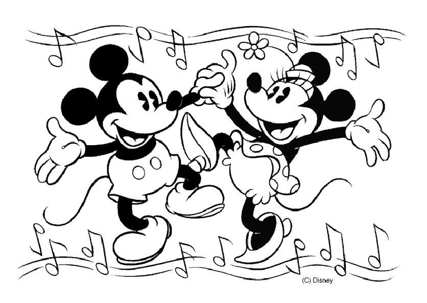 Disney Malvorlagen Kostenlos - AZ Ausmalbilder