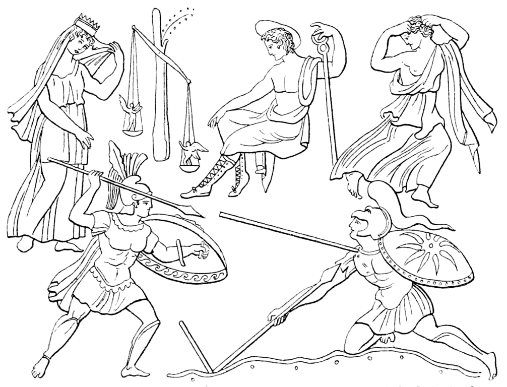 Bilder Griechische Götter - AZ Ausmalbilder