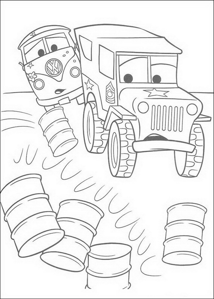 Cars Coloring Pages ~ Printable Coloring Pages