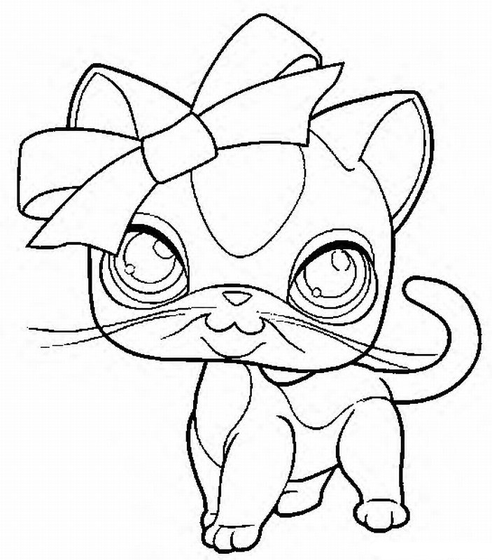 Little Pet Shop Coloring Pages 39 - Free Printable Coloring Pages