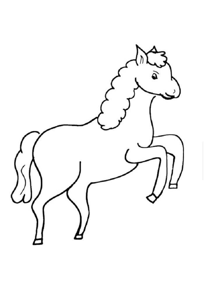 Pferde Ausmalbilder 26 Ausmalbilder Gratis Az Ausmalbilder